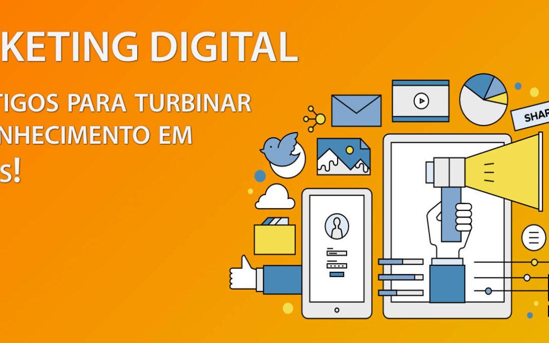 Marketing Digital: 50 artigos para turbinar seu conhecimento em 10 dias