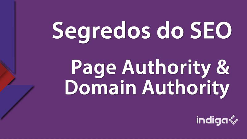 Page Authority x Domain authority: entenda o que é e como interfere no SEO