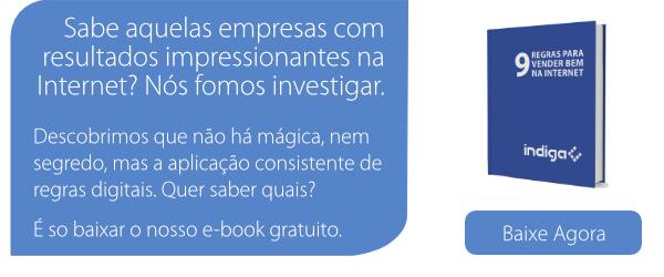 Ebook 9 Regras para vender bem na Internet