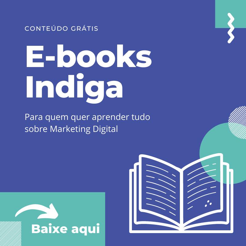 Banner E-books Indiga Marketing Digital